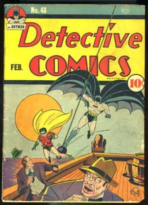 Batman - Detective Comics # 48 Issues V1 (1937 - 2011)