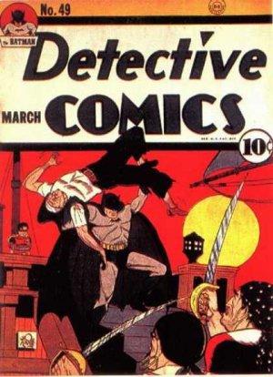 Batman - Detective Comics # 49