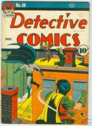 Batman - Detective Comics # 50