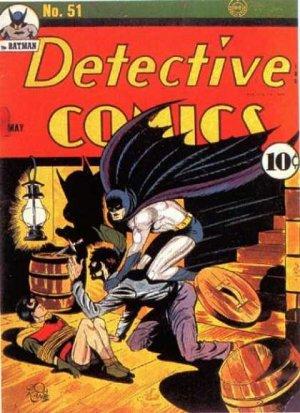 Batman - Detective Comics # 51