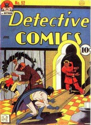Batman - Detective Comics # 52