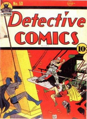 Batman - Detective Comics # 53