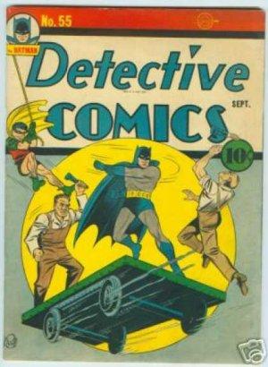 Batman - Detective Comics # 55
