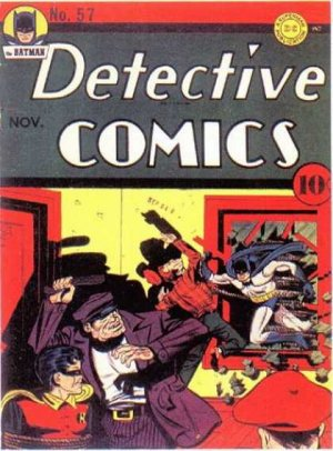 Batman - Detective Comics # 57 Issues V1 (1937 - 2011)