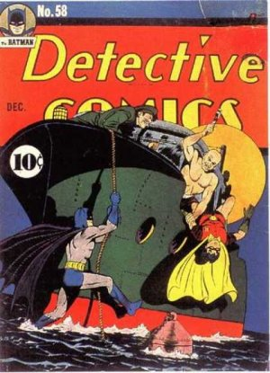 Batman - Detective Comics # 58 Issues V1 (1937 - 2011)