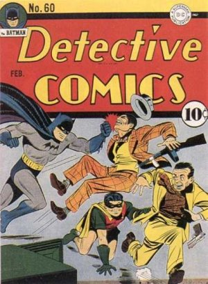 Batman - Detective Comics # 60 Issues V1 (1937 - 2011)
