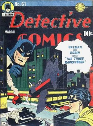 Batman - Detective Comics # 61 Issues V1 (1937 - 2011)