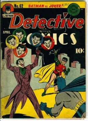 Batman - Detective Comics # 62 Issues V1 (1937 - 2011)