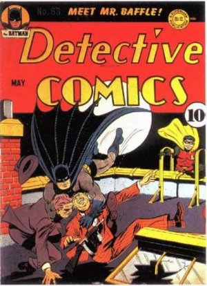 Batman - Detective Comics # 63 Issues V1 (1937 - 2011)
