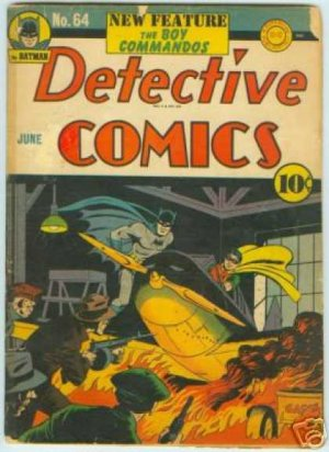 Batman - Detective Comics # 64 Issues V1 (1937 - 2011)