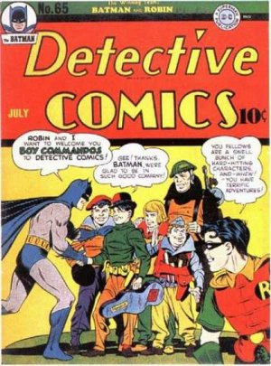 Batman - Detective Comics # 65 Issues V1 (1937 - 2011)