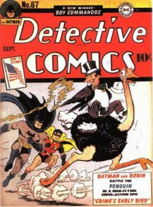 Batman - Detective Comics # 67