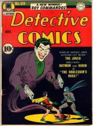 Batman - Detective Comics # 69 Issues V1 (1937 - 2011)