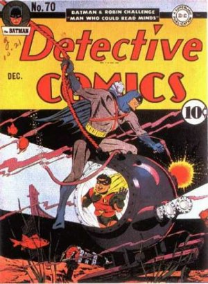 Batman - Detective Comics # 70 Issues V1 (1937 - 2011)