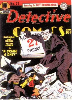 Batman - Detective Comics # 71 Issues V1 (1937 - 2011)