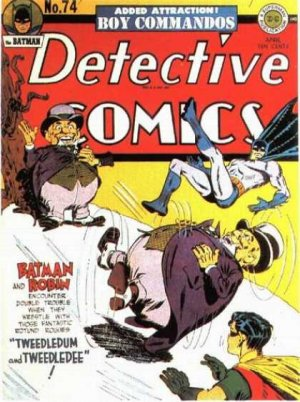 Batman - Detective Comics # 74