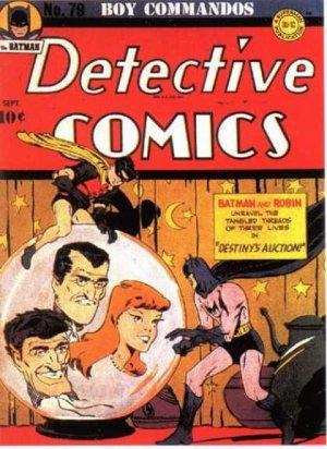 Batman - Detective Comics # 79 Issues V1 (1937 - 2011)