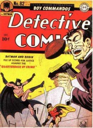 Batman - Detective Comics # 82