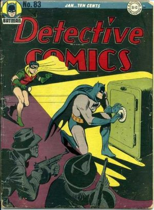 Batman - Detective Comics # 83 Issues V1 (1937 - 2011)