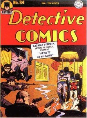 Batman - Detective Comics # 84