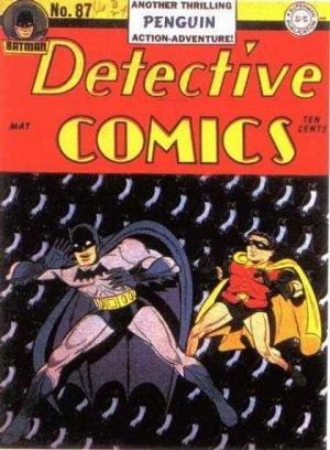 Batman - Detective Comics # 87