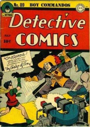 Batman - Detective Comics # 89