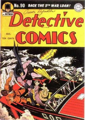 Batman - Detective Comics # 90