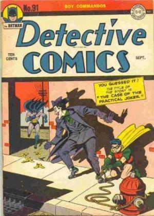 Batman - Detective Comics # 91