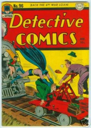 Batman - Detective Comics # 96