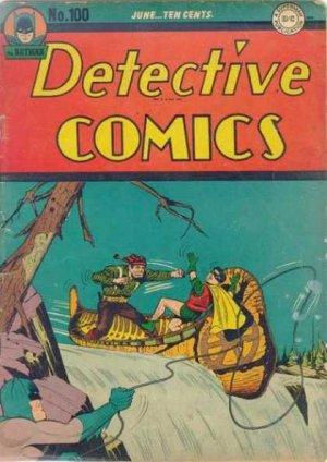 Batman - Detective Comics # 100