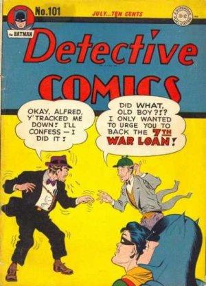 Batman - Detective Comics # 101