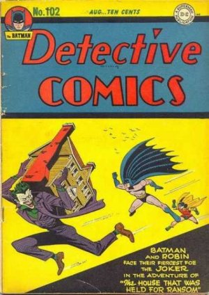 Batman - Detective Comics # 102