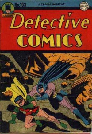 Batman - Detective Comics # 103