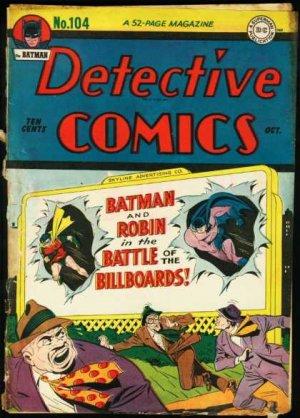 Batman - Detective Comics # 104