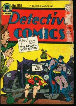 Batman - Detective Comics # 105