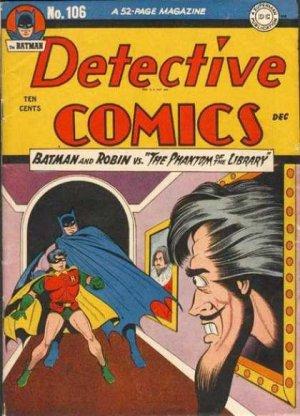 Batman - Detective Comics # 106