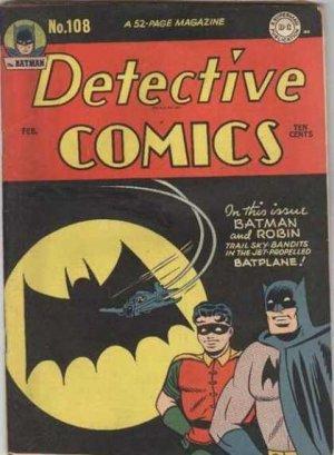 Batman - Detective Comics # 108