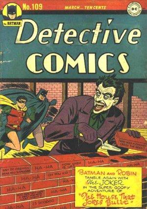 Batman - Detective Comics # 109