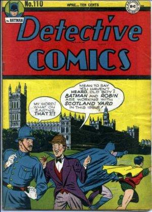 Batman - Detective Comics # 110
