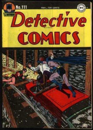 Batman - Detective Comics # 111