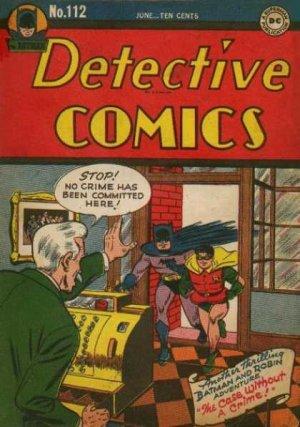 Batman - Detective Comics # 112