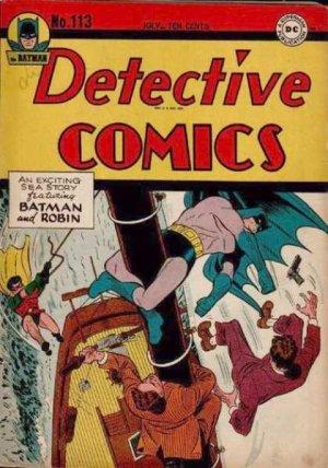Batman - Detective Comics # 113