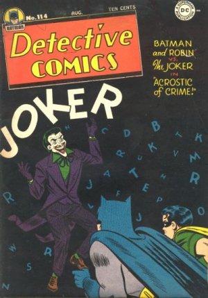 Batman - Detective Comics # 114