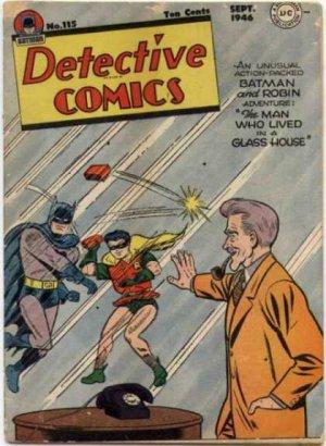 Batman - Detective Comics # 115