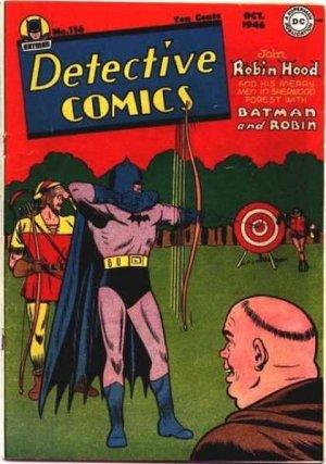 Batman - Detective Comics # 116