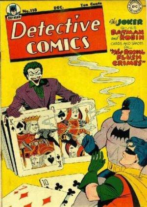 Batman - Detective Comics # 118