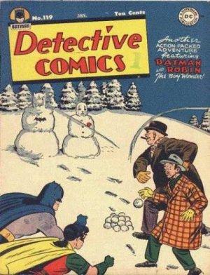 Batman - Detective Comics # 119