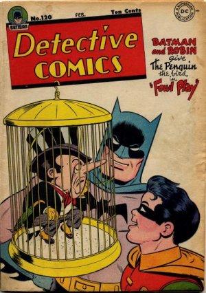 Batman - Detective Comics # 120