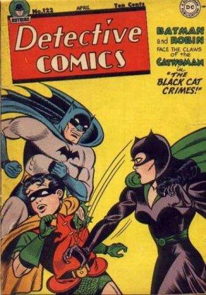 Batman - Detective Comics # 122