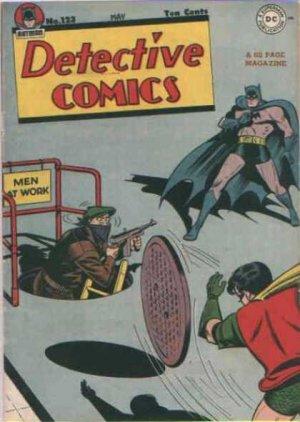 Batman - Detective Comics # 123